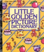 <h5>The Little Golden Picture Dictionary #202-55 (1981)</h5><p>Cover B Non-Fiction</p>
