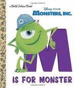 <h5>M is for Monster (2014)</h5><p>Monsters, Inc.; Disney/Pixar; Film</p>