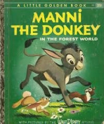 <h5>Manni the Donkey in the Forest World #D75 (1959)</h5><p>Disney</p>