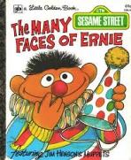 <h5>The Many Faces of Ernie #109-4 (1979)</h5><p>Ernie; Sesame Street; TV</p>