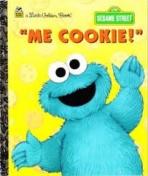 <h5>Me Cookie! #109-69 (1994)</h5><p>Cookie Monster; Sesame Street; TV</p>
