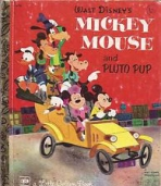 <h5>Mickey Mouse and Pluto Pup #D32 (1953) (#D79, 1959)</h5><p>Mickey Mouse; Disney; Film; TV</p>