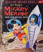 <h5>Mickey Mouse and His Space Ship #D108 (1963)</h5><p>Mickey Mouse; Disney; Film; TV</p>
