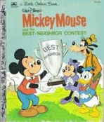 <h5>Mickey Mouse and the Best Neighbor Contest #D134 (1977)		</h5><p>Mickey Mouse; Disney; Film; TV</p>