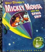 <h5>Mickey Mouse and His Space Ship #D29 (1952)</h5><p>Mickey Mouse; Disney; Film; TV</p>