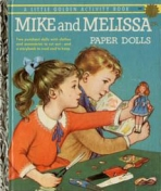 <h5>Mike and Melissa #A31 (1959)</h5><p>Paper Dolls; Activity Book</p>