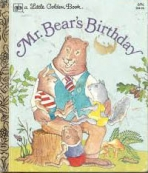 <h5>Mr. Bear's Birthday #204-26 (1981)</h5>