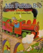 <h5>Mr. Puffer Bill Train Engineer #563 (1965)</h5>