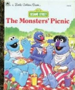 <h5>The Monsters' Picnic (Sesame Street) #109-59 (1991)</h5>