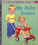 <h5>My Baby Sister #340 (1958)</h5>