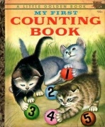 <h5>My First Counting Book #434 (1961)</h5><p>Counting</p>