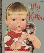 <h5>My Kitten #162 (1954) (#300, 1957; #528, 1963)</h5>