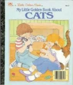 <h5>My Little Golden Book about Cats #309-57 (1988)</h5>