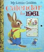 <h5>My Little Golden Calendar for 1961 #A39 (1961)</h5><p>Activity Book</p>