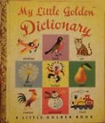 <h5>My Little Golden Dictionary #90 (1949)</h5><p>Non-Fiction</p>