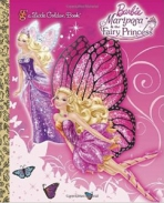 <h5>Mariposa and the Fairy Princess (2013)</h5><p>Barbie; Film; Toys</p>