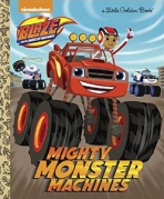 <h5>Mighty Monster Machines (2015)</h5><p>Blaze and the Monster Machines; Nickelodeon; TV</p>