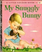 <h5>My Snuggly Bunny #250 (1956)</h5>