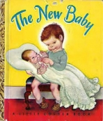 <h5>The New Baby #41 (1948) (#541, 1962)  Cover A</h5><p>AKA Baby Dear</p>