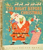 <h5>The Night Before Christmas #20 (1949) Cover A</h5><p>Christmas; Poetry</p>