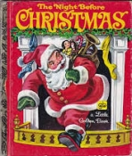 <h5>The Night Before Christmas $450-1 (1975)</h5><p>Christmas; Poetry</p>