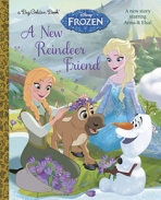 <h5>A New Reindeer Friend (2014)</h5><p>Frozen; Disney; Film</p>