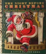 <h5>The Night Before Christmas #20 (1946) Cover B</h5><p>Christmas; Poetry</p>