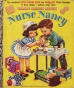 <h5>Nurse Nancy #154 (1952) (#346, 1958)</h5><p>Band-Aid; Product</p>