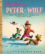 <h5>Peter and the Wolf #D56 (1956)</h5><p>Make Mine Music; Disney; Film</p>
