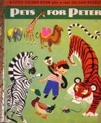 <h5>Pets for Peter #82E (1950)</h5><p>Puzzle Edition</p>