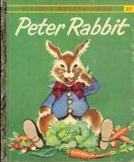 <h5>Peter Rabbit #313 (1958)</h5><p>Beatrix Potter; Books</p>