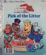 <h5>Pick of the Litter #110-59 (1986)</h5><p>Pound Puppies; TV; Toys</p>