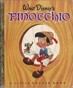 <h5>Pinocchio #D8 (1948) (#D100, 1961)</h5><p>Disney; Film; Books</p>