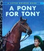 <h5>A Pony for Tony #220 (1955)</h5>