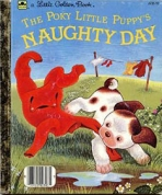 <h5>The Poky Little Puppy's Naughty Day #303-57 (1985)</h5><p>Poky Little Puppy; LGB Sequels; Books</p>