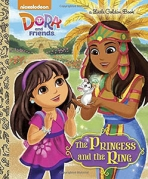 <h5>The Princess and the Ring (2015)</h5><p>Dora and Friends; Nickelodeon; TV</p>