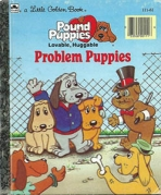 <h5>Problem Puppies #111-61 (1986)</h5><p>Pound Puppies; TV; Toys</p>