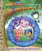 <h5>Purple Monkey Rescue! (2012)</h5><p>Team Umizoomi; Nickelodeon; TV</p>