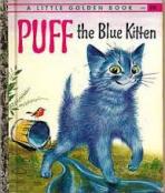 <h5>Puff the Blue Kitten #443 (1961)</h5>