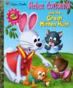 <h5>Peter Cottontail and the Great Mitten Hunt (2001)</h5><p>Here Comes Peter Cottontail; Rankin/Bass; Film</p>