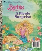<h5>A Picnic Surprise #107-70 (1990)</h5><p>Barbie, Toys</p>