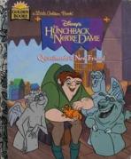 <h5>Quasimodo's New Friend (1996)</h5><p>The Hunchback of Notre Dame; Disney; Film; Books</p>