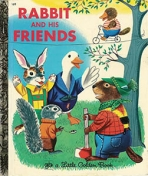 <h5>Rabbit and His Friends #169 (1953)</h5>