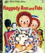 <h5>Raggedy Ann and Fido #585 (1969)</h5><p>Raggedy Ann; Toys; Books</p>