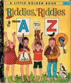 <h5>Riddles, Riddles From A to Z #490 (1962)</h5>