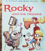 <h5>Rocky and His Friends #408 (1960)</h5><p>Rocky and Bullwinkle; TV</p>