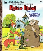 <h5>Robin Hood and the Daring Mouse #D128 (1974)</h5><p>Robin Hood; Disney; Film</p>