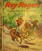 <h5>Roy Rogers and the New Cowboy #177 (1953)</h5><p>Roy Rogers; Western; Personality</p>