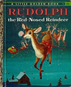 <h5>Rudolph the Red-Nosed Reindeer #331 (1958) (#452-09)</h5><p>Christmas</p>
