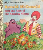 <h5>Ronald McDonald and the Tale of the Talking Plant #111-50 (1984)</h5><p>McDonalds; Product</p>